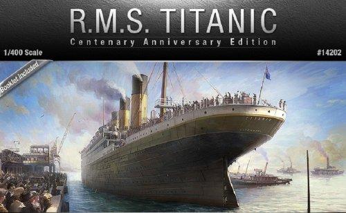 アカデミー 1/400 R.M.S タイタニック 100周年エディション プラモデル B005IMYKT2
