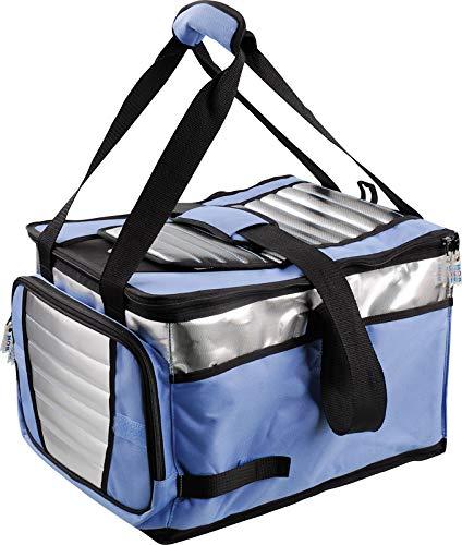 Bolsa térmica 36 litros azul