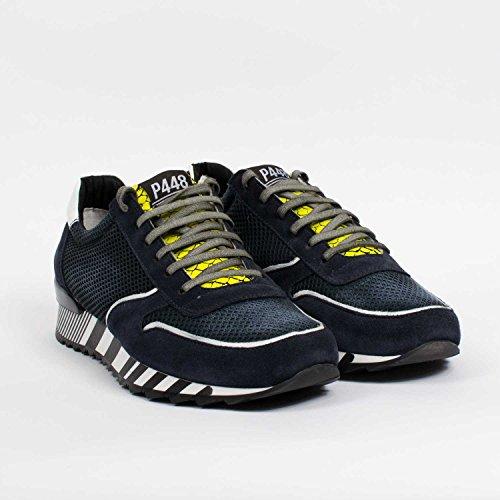 P448 Scarpe Sneakers Uomo Blu E8BOSTON-DUST-BL - Taglia 44 La Cantidad De La Venta En Línea Cajón De Los Zapatos Footlocker Línea Barata fgutR9BzA