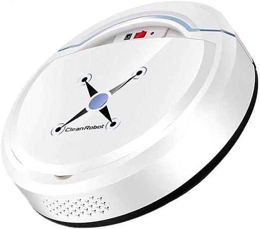 Z-JIN Robot aspiradora y Limpiar, Robot automático Inteligente ...