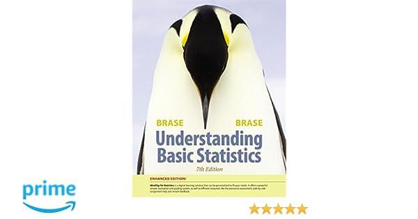 Amazon understanding basic statistics enhanced 9781305873490 amazon understanding basic statistics enhanced 9781305873490 charles henry brase corrinne pellillo brase books fandeluxe Gallery