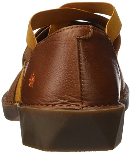 Art Ladies Mountains Ballerinas Brown (memphis Cuero 1211)