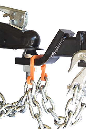 (GR innovations llc Safety Chain Hanger Class 3 | Chain Saver | Trailer Towing Hitch)