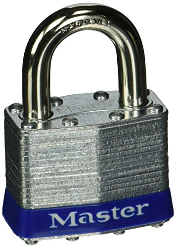 Master Lock Padlock - Keyed Alike - Hardened Steel Shackle,