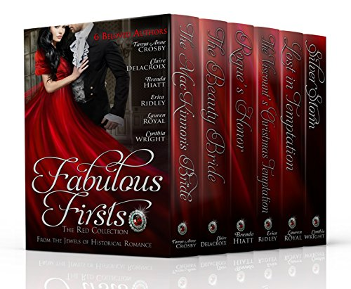 (Fabulous Firsts: The Red Collection: A Boxed Set of Six Series-Starter Novels from The Jewels of Historical Romance)