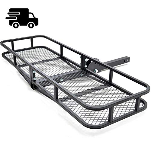 Trailer Hitch Cargo Carrier Rear 57