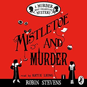 Mistletoe and Murder Audiobook