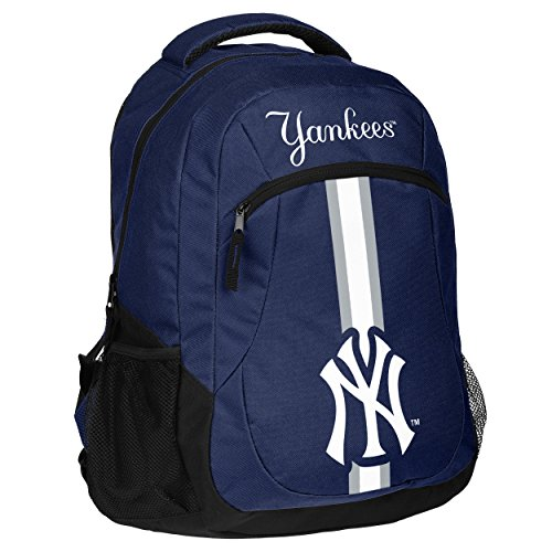 new york yankees backpack yankees backpack yankees. Black Bedroom Furniture Sets. Home Design Ideas