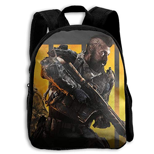 Price comparison product image Fashion School Backpack Call Of Duty Black Ops 4 Outdoor Casual Shoulders Multipurpose Backpack Travel Bags For Children, Kids