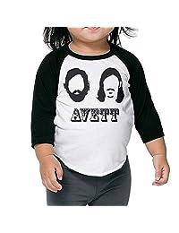 3/4 Sleeve Child The Avett Brothers The Carpenter Baseball Jerseys Fashion