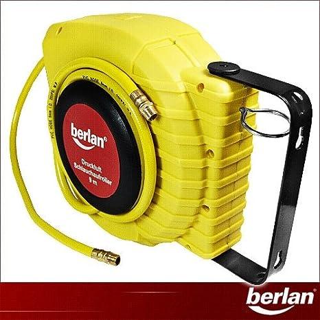 Berlan BDLSA9 - Enrollador automático de manguera de aire ...