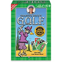 Grandpa Beck's Golf Card Game, from the creators of Cover Your Assets