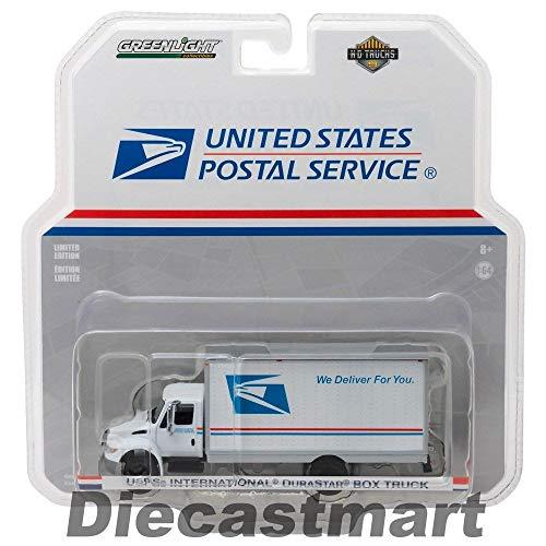 (MWDx102 2013 International DURASTAR USPS Van 1:64 HD Trucks Series 9 33090B)