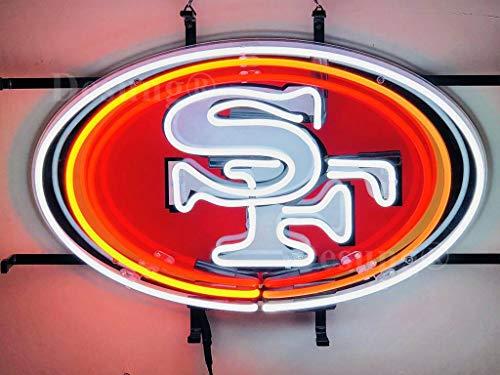 San Francisco 49ers Neon Sign 49ers Neon Sign 49ers Neon