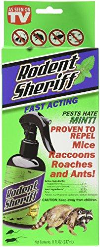 TRISALES MARKETING LLC RDS00012 8OZ Rodent Sheriff, Green, 12 g