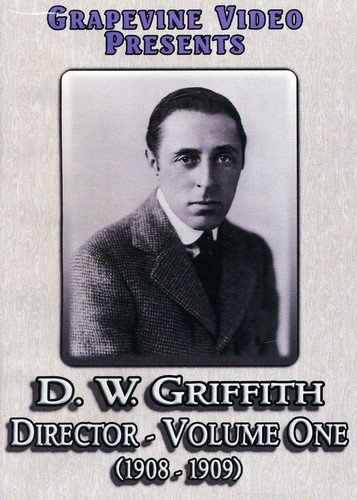 DVD : D.w. Griffith: Director: Volume 1 (Black & White, Silent Movie)