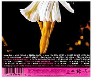 Ivete Sangalo - Mtv Ao Vivo - Amazon.com Music