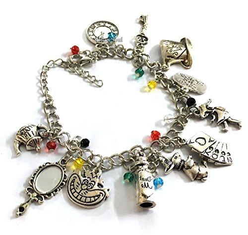 BlingSoul Alice Bracelet Jewelry - Wonderland Gifts for Women