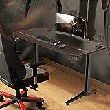 Soges 55 inches Ergonomic Gaming Desk Computer Desk Computer Gamer Desk Pro Table