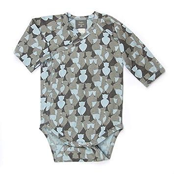 98d026f70 Amazon.com : Kate Quinn Organics Unisex-baby Long Sleeve Kimono Bodysuit,  6-12M (Owl) Size: 6-12 Months Color: Owl Model: kqoK2E001OW12m : Baby