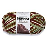 Bernat Blanket Yarn, Plum Fields