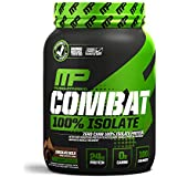 MusclePharm 100% Whey Isolate, Pure Isolate Protein Powder with 0 Carbs, Chocolate Milk, 24 Grams of Protein Per Serving, Whey Isolate Protein, Quality Protein Powder, 2-Pounds, 33 Servings