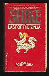Last Of Zinja Book 2