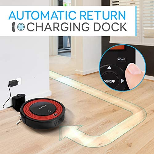 Pure Clean Robot Aspirador, Robot Vacuum, 1 5
