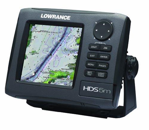 Lowrance Gps Module (Lowrance HDS-5M Gen2 Nautic Insight Chartplotter)