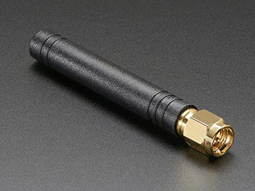 Adafruit Mini GSM/Cellular Quad-Band Antenna - 2dBi SMA Plug [ADA1859]