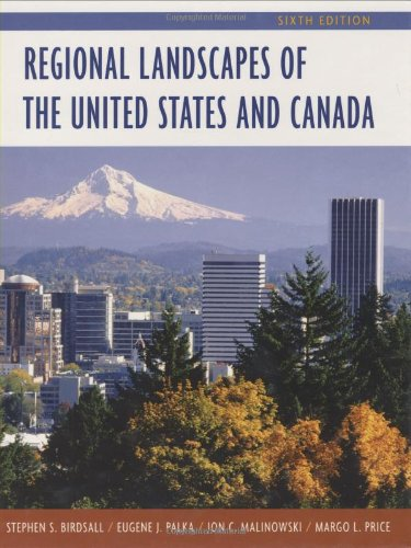 Regional Landscapes of the United States and - Tax Online Canada Sales