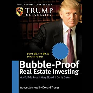 Bubble-Proof Real Estate Investing Hörbuch
