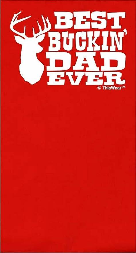 Amazon.com: Regalo del día del padre para Dad mejor buckin ...
