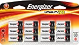 Energizer 123 Lithium Battery 12-Count