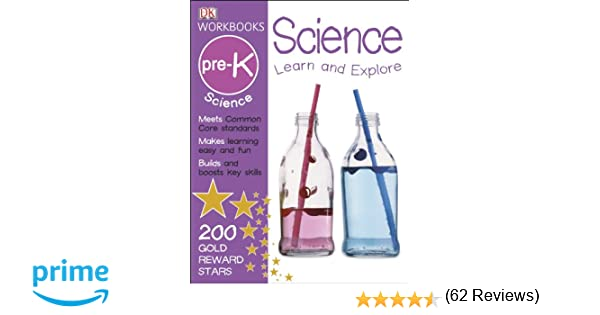 DK Workbooks: Science, Pre-K: DK Publishing: 9781465417268: Amazon ...
