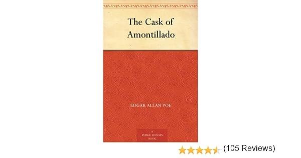 cask of amontillado author