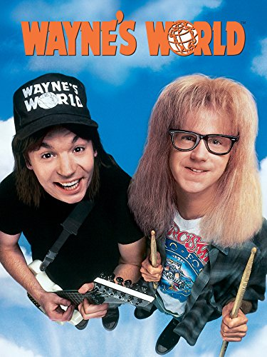 Wayne's World (Best Sketch Comedy Shows)