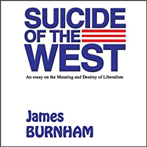 Suicide of the West Audiobook