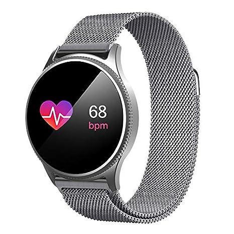 Amazon.com: Licini Smart Watch for Women Men Waterproof ...