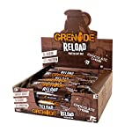 Grenade Reload High Protein Energy Oat Bar, 12 x 70g – Chocolate Chunk