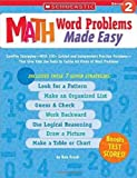 Math Word Problems Made Easy, Bob Krech, 0439529700
