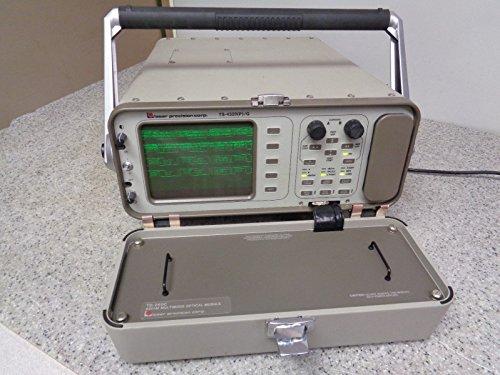Laser Precision Optical Fiber Test Set w/ Multimode Optical Module from Laser Precision Corp