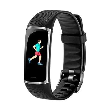 WWLXC Reloj Deportivo Que Funciona con la presión Arterial, Ritmo cardíaco, Pulsera Inteligente: Amazon.es: Hogar