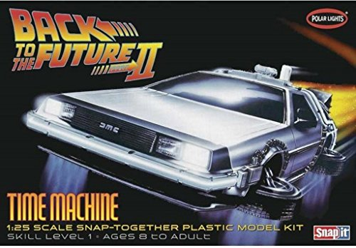 1/25 Back to the Future II Time Machine