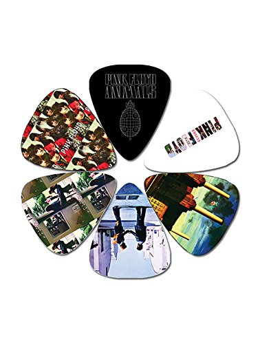 Perris Leathers LP-PF2 Medium Celluloid Plastic, 6-Pieces per Package Guitar Picks