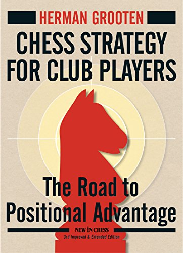 (Chess Strategy for Club Players: The Road to Positional Advantage (New in Chess))