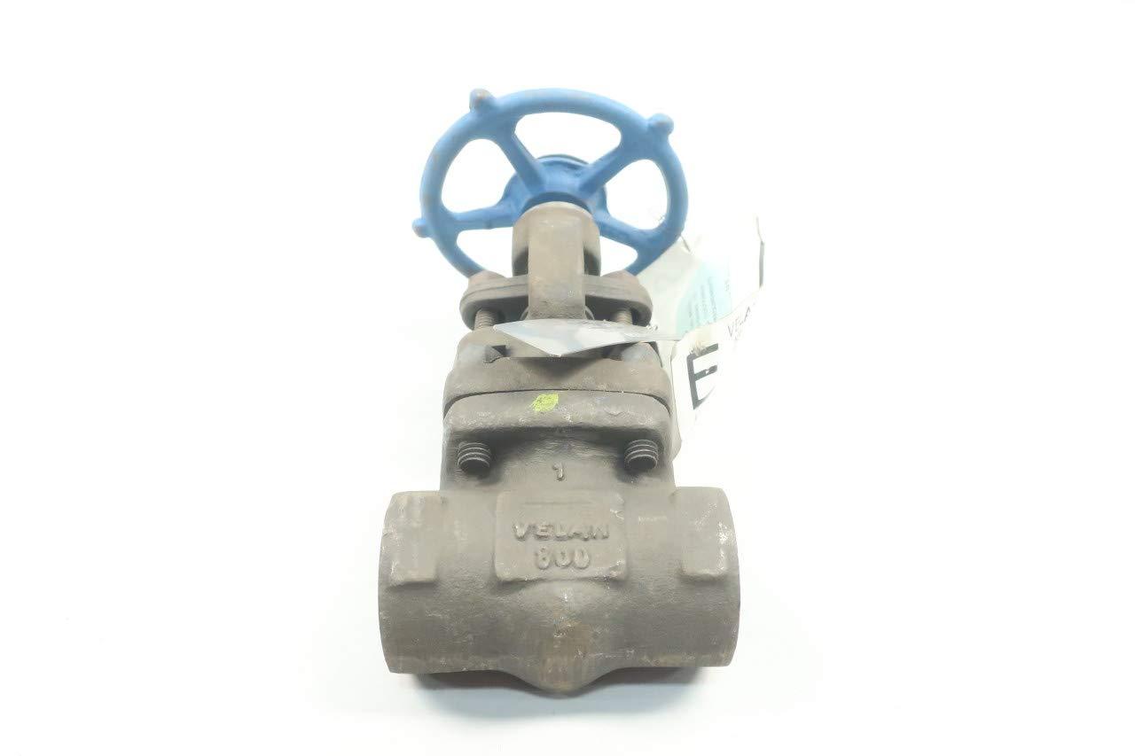 Valves Globe Valves VELAN W-2074B-02TS Manual Steel Socket Weld ...