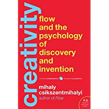Creativity: Flow and the Psychology of Discovery and Invention (Harper Perennial Modern Classics)