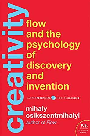 Amazon.com: Creativity: Flow and the Psychology of Discovery and ...
