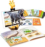 ARPEDIA – Into The Curiosity Q – 3D Digital Contents with 10 Paper Books – Fun Interactive Hands-on STEM Learn